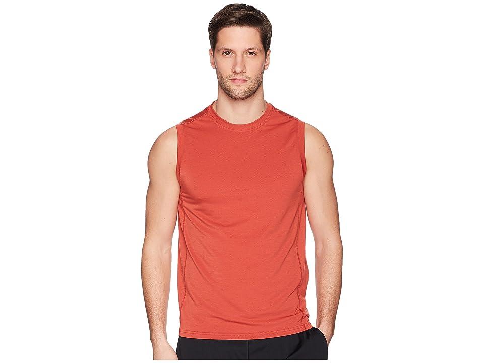 Royal Robbins ROYAL Take Hold Muscle Tee (Sumac) Men