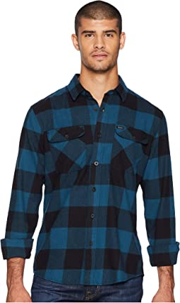 Bowery Lightweight Long Sleeve Flannel