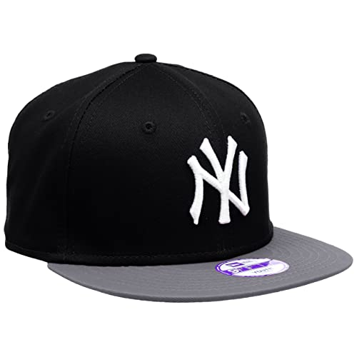 New Era New York Yankees Snapback Cap Black 9forty Basic Kids Cap Youth  Children ce88d2d492fa