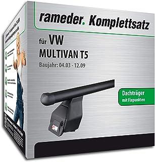 Rameder Komplettsatz, Dachträger Tema für VW MULTIVAN T5 (118906 04988 4)