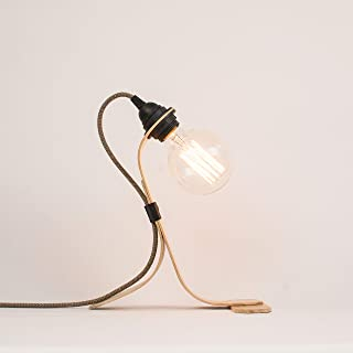Amazon.es: lamparas de mesa noche: Handmade