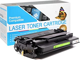 SuppliesOutlet Compatible Toner Cartridge Replacement for HP 26X (CF226X) (Black,1 Pack)