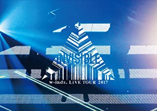 """w-inds. LIVE TOUR 2017 """"INVISIBLE""""初回盤DVD"""