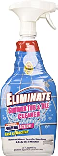 Eliminate® Shower, Tub & Tile Cleaner, 25 oz
