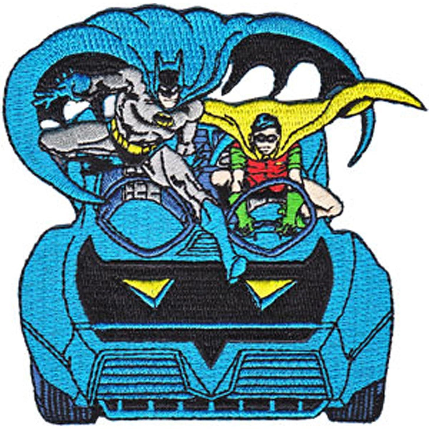 Application DC Comics Originals Batman Robin Patch