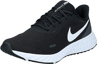 Nike Revolution 5 Men's Road Running Shoes,Black (Black/White/Anthracite),7.5 UK /42 EU