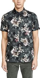 Men's Verre Floral Short Sleeve Shirt