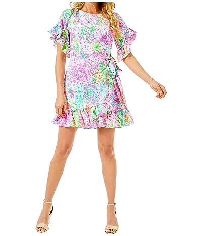 Lilly Pulitzer Darlah Stretch Dress (Multi Paradise Found) Women