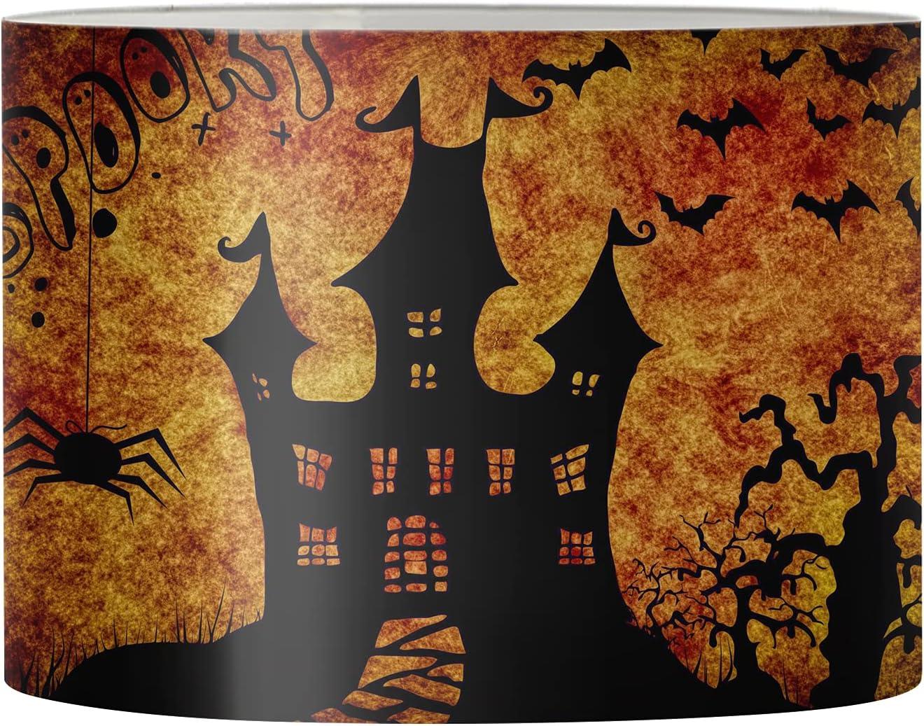 PZZ BEACH Gloomy Castle Lamp Dedication Fabric Decoration Ranking TOP14 Shades Home Shade