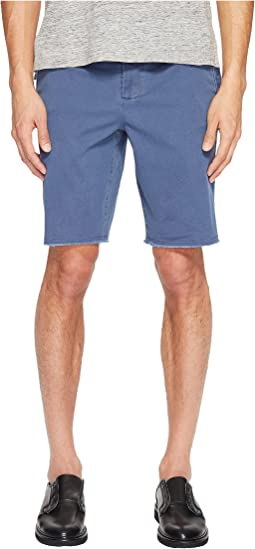 Sun Bleached Twill Shorts