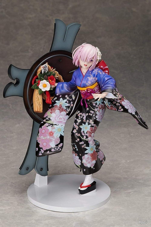 Fate Grand Order Kimono Store Matthew Mash Long-awaited Shielder Kyrielite Kyrielig