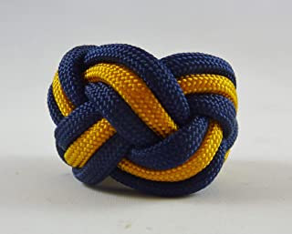 Lion Wolf Neckerchief Slide Woggle Cub Scout Turks Head Knot