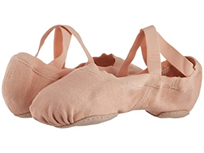 Bloch Synchrony Split Sole Ballet (Pink) Women