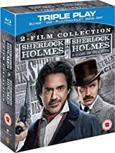 The Sherlock Holmes Collection - Triple Play Blu-ray UK Import