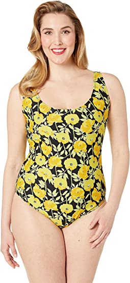 Yellow Poppy Print