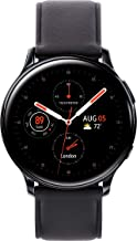 $379 » Samsung Galaxy Watch Active2 W/Enhanced Sleep Tracking Analysis, Auto Workout Tracking, and Pace Coaching (40mm, GPS, Bluetooth, Unlocked LTE), Aqua Black - US Version with Warranty
