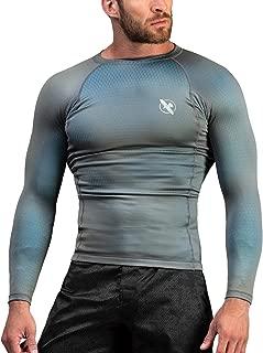 | Men's Fusion Long Sleeve BJJ Rash Guard