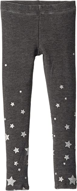 Extra Soft Glittery Starry Night Pants (Toddler/Little Kids)