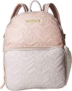 90a0fae29c 5. Betsey Johnson. Convertible Backpack Diaper Bag.  79.99MSRP   158.00.  Pink