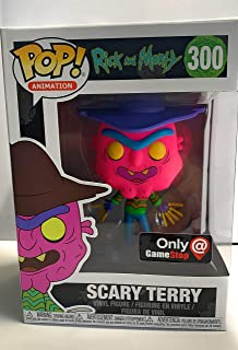 Funko Pop! Animation: Rick & Morty - Scary Terry Exclusive