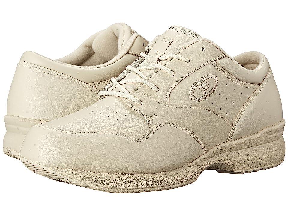 Propet Life Walker Medicare/HCPCS Code = A5500 Diabetic Shoe (Sport White) Men