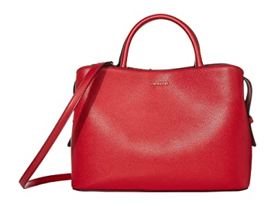 Fiorelli Bethnal Satchel (Ruby) Handbags