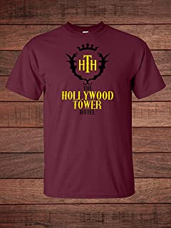 Disney Hollywood Tower Hotel - Tower of Terror - Adult T-Shirt