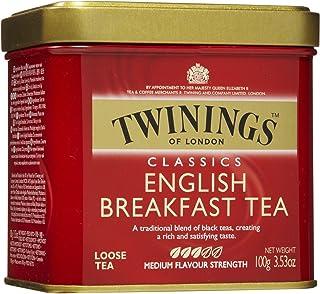 Twinings English Breakfast Tea Loose Tea 3.53 oz Tins