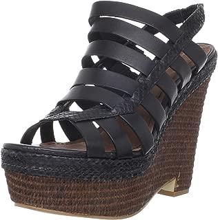 Elizabeth and James Womens E-Silva Platform Sandal Shoe