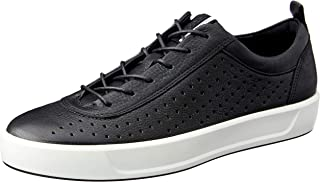 ECCO Women's Soft 8 W Shoes, Black