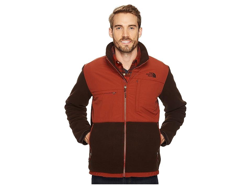The North Face Denali 2 Jacket (Recycled Brunette Brown/Brandy Brown) Men