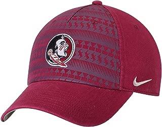 Nike Florida State Seminoles Benassi Slide Adjustable Hat