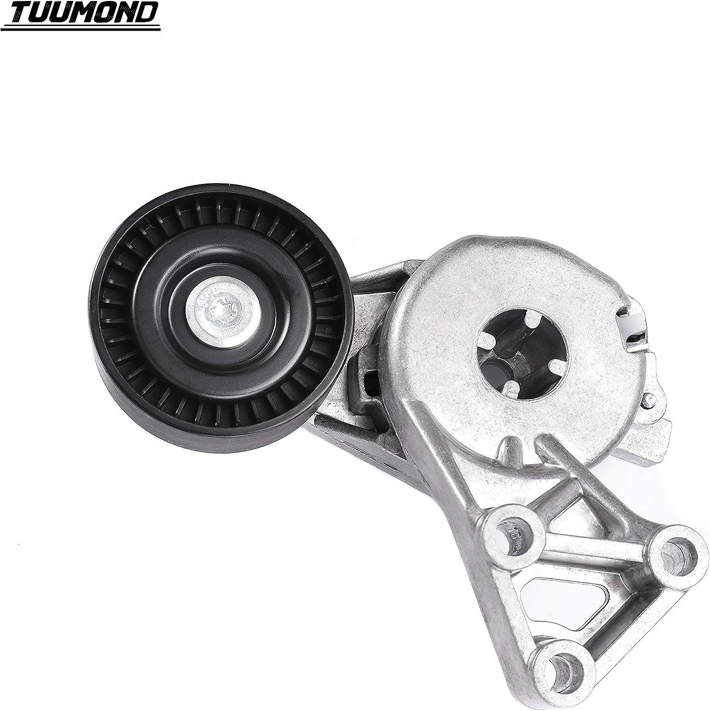 TUUMOND 38148 Automatic Belt Tensioner Audi San Antonio Mall Fit TT for 2000-2006 Award