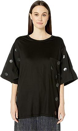 O-C/S X Woven Short Sleeve Blouse