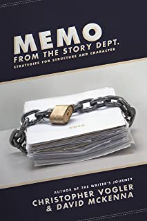 Memo from the Story Department: Secrets of Structure and Character (English Edition)