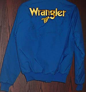 dale earnhardt wrangler jacket