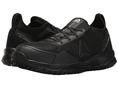 Reebok Work All Terrain Work (Black) Men