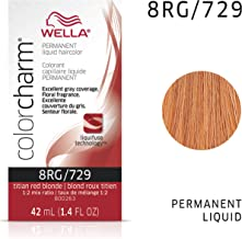 wella color charm red