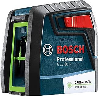 ボッシュ(BOSCH) クロスラインレーザー(ダイレクトグリーンレーザー) GLL30G