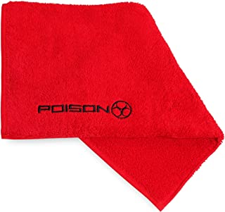 Poison Billiard Towel - for Hands and Shaft - 100% Cotton