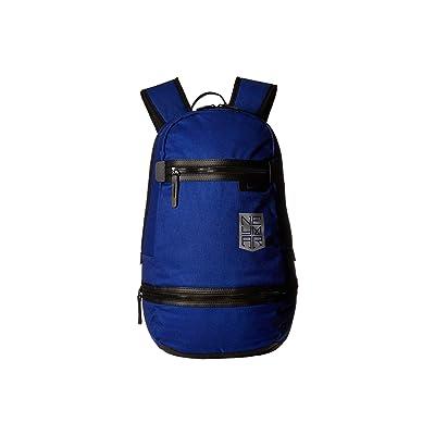 Nike NYMR NK Backpack (Deep Royal Blue/Black/Metallic Silver) Backpack Bags