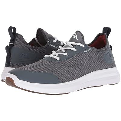 Quiksilver WR Layover Travel Shoe (Grey/Grey/White) Men