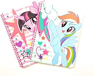 my little pony spiral notebook