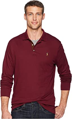 Classic Fit Long Sleeve Soft Touch Polo