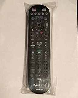 Best Spectrum TV Remote Control 3 Types To Choose FromBackwards compatible with Time Warner, Brighthouse and Charter cable boxes (Pack of One, UR5U-8780L) Review