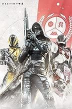 Trends International Destiny 2-Trio Clip Wall Poster, 22.375
