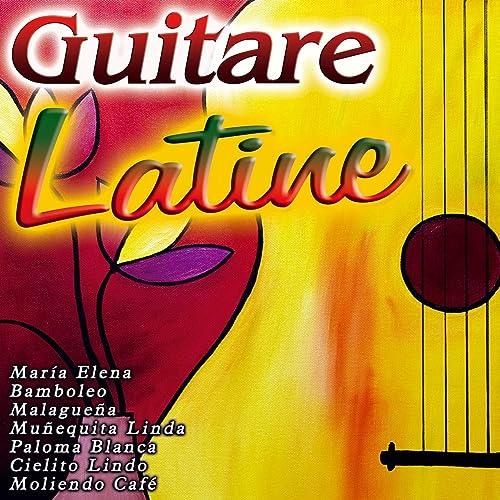 Guitare latine de Paco Nula & Ramón Solé Antonio de Lucena ...