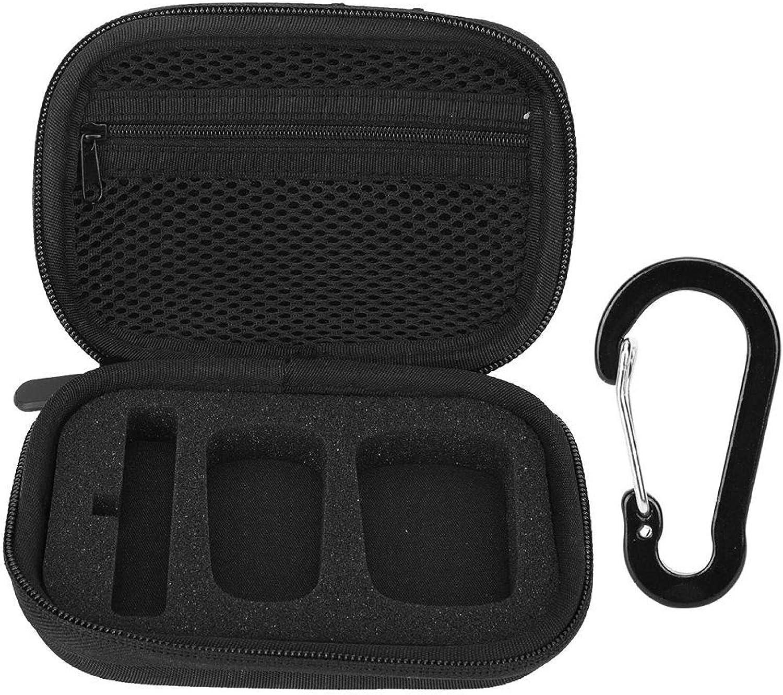 FOLOSAFENAR Microphone Storage Hard Case Wireless Pro Max 72% Max 63% OFF OFF