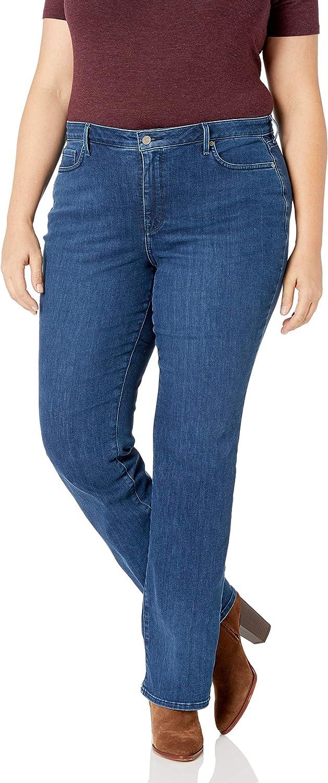 Special price NYDJ Women's Plus SizeBarbaraBootcutJeans Flare Slimm Phoenix Mall