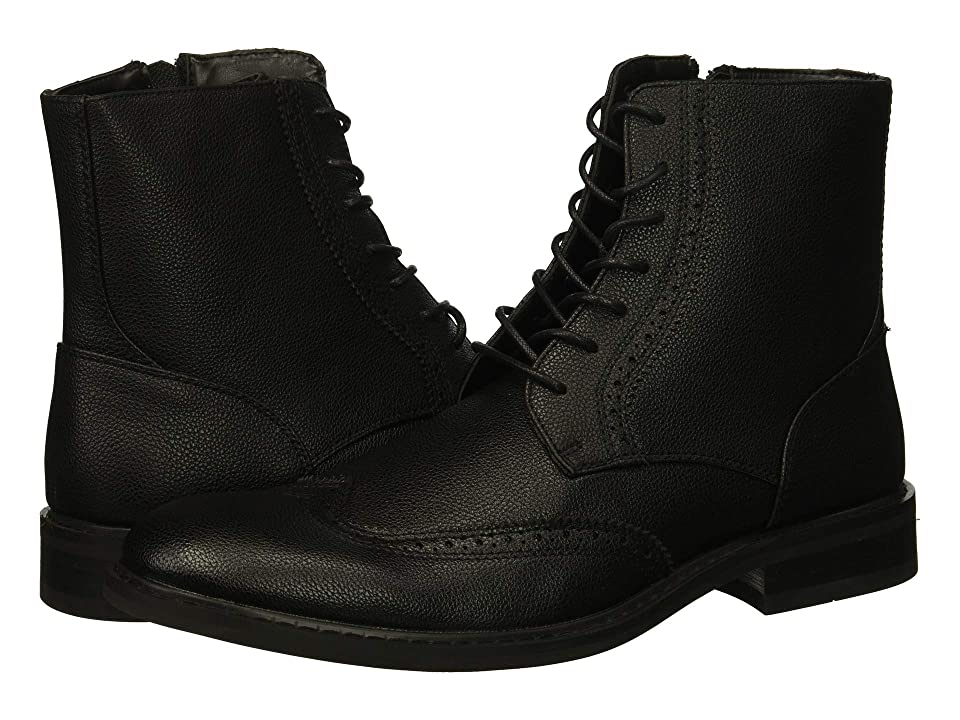 Kenneth Cole Unlisted Buzzer Boot (Black) Men